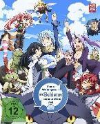 Cover-Bild zu Kikuchi, Yasuhito (Prod.): Meine Wiedergeburt als Schleim in einer anderen Welt - DVD 1 mit Sammelschuber (Limited Edition)