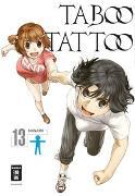 Cover-Bild zu Shinjiro: Taboo Tattoo 13