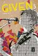 Cover-Bild zu Kizu, Natsuki: Given 05