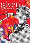 Cover-Bild zu Natsuki Kizu: Given, Vol. 5