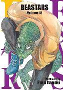 Cover-Bild zu Paru Itagaki: BEASTARS, Vol. 13