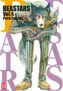 Cover-Bild zu Itagaki, Paru: Beastars - Band 4