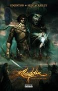 Cover-Bild zu Ian Edgington: Aladdin Volume 1: Legacy of the Lost