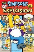 Cover-Bild zu Groening, Matt: Simpsons Comics Explosion