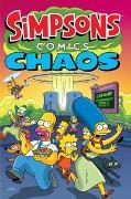 Cover-Bild zu Groening, Matt: Simpsons Comics