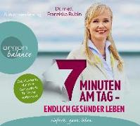 Cover-Bild zu Rubin, Franziska: 7 Minuten am Tag