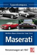 Cover-Bild zu Braun, Matthias: Maserati