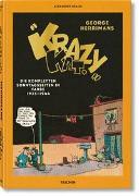 """Cover-Bild zu Braun, Alexander: George Herrimans """"Krazy Kat"""". Die kompletten Sonntagsseiten in Farbe 1935-1944"""