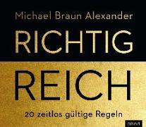 Cover-Bild zu Braun Alexander, Michael: Richtig reich