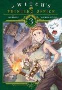 Cover-Bild zu Mochinchi: A Witch's Printing Office, Vol. 3