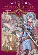 Cover-Bild zu Mochinchi: A Witch's Printing Office, Vol. 4