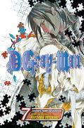 Cover-Bild zu Hoshino Katsura: D GRAY MAN GN VOL 07 (C: 1-0-0)