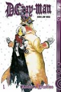 Cover-Bild zu Hoshino, Katsura: D.Gray-Man 01