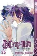 Cover-Bild zu Hoshino, Katsura: D.Gray-Man 25