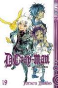 Cover-Bild zu Hoshino, Katsura: D.Gray-Man 19