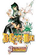 Cover-Bild zu Hoshino Katsura: D GRAY MAN GN VOL 03 (C: 1-0-0)