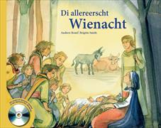 Cover-Bild zu Di allereerscht Wienacht mit CD