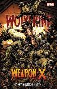 Cover-Bild zu Windsor-Smith, Barry (Ausw.): Wolverine: Weapon X