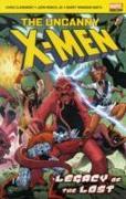 Cover-Bild zu Claremont, Chris: Uncanny X-Men Legacy of the Lost