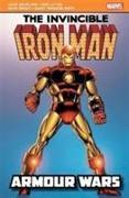 Cover-Bild zu Michelinie, David: Iron Man: Armour Wars