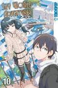Cover-Bild zu Umeki, Taisuke: Sky World Adventures 10