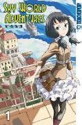 Cover-Bild zu Umeki, Taisuke: Sky World Adventures 01