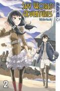 Cover-Bild zu Umeki, Taisuke: Sky World Adventures 02