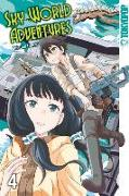 Cover-Bild zu Umeki, Taisuke: Sky World Adventures 04