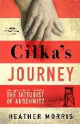 Cover-Bild zu Cilka's Journey