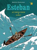 Cover-Bild zu Bonhomme, Matthieu: Esteban