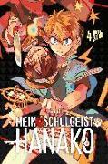 Cover-Bild zu Aidairo: Mein Schulgeist Hanako 4