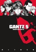 Cover-Bild zu Oku, Hiroya: Gantz, Volume 5