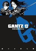 Cover-Bild zu Oku, Hiroya: Gantz Volume 12