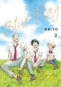 Cover-Bild zu Kaito,: Blue Flag 2