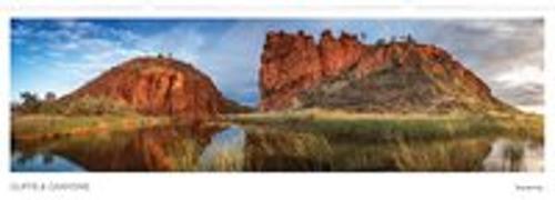 Cover-Bild zu Cliffs & Canyons Kalender