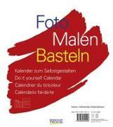 Cover-Bild zu Foto, Malen, Basteln weiss