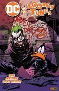 Cover-Bild zu Conner, Amanda: DC und die Looney Tunes: Der Irrsinn geht weiter