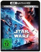 Cover-Bild zu Abrams, J.J. (Reg.): Star Wars - Der Aufstieg Skywalkers - 4K + 2D