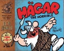 Cover-Bild zu Browne, Dik: Hagar the Horrible: The Epic Chronicles: Dailies 1980-1981