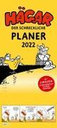 Cover-Bild zu Browne, Dik: Hägar der Schreckliche - Planer 2022: Monatskalender für die Wand