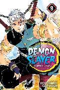 Cover-Bild zu Koyoharu Gotouge: Demon Slayer: Kimetsu no Yaiba, Vol. 9