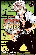 Cover-Bild zu Koyoharu Gotouge: Demon Slayer: Kimetsu no Yaiba, Vol. 17