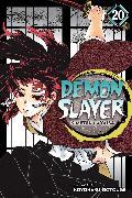 Cover-Bild zu Gotouge, Koyoharu: Demon Slayer: Kimetsu no Yaiba, Vol. 20