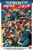 Cover-Bild zu Williamson, Joshua: Justice League vs. Suicide Squad