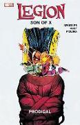 Cover-Bild zu Spurrier, Simon: Legion: X-men Legacy Vol. 1 - Prodigal