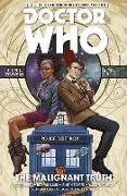 Cover-Bild zu Spurrier, Si: Doctor Who: The Eleventh Doctor Volume 6 - The Malignant Truth