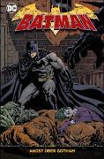 Cover-Bild zu Fridolfs, Derek: Batman Megaband