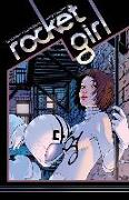 Cover-Bild zu Brandon Montclare: Rocket Girl Volume 1: Times Squared