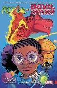 Cover-Bild zu Montclare, Brandon (Ausw.): Moon Girl and Devil Dinosaur Vol. 5: Fantastic Three
