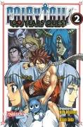 Cover-Bild zu Mashima, Hiro: Fairy Tail - 100 Years Quest 2